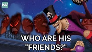 "Who Are Dr.Facilier's ""Friends?"" 