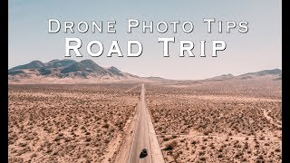 Drone Photo Tips & A Road Trip with Dirk Dallas of From Where I Drone