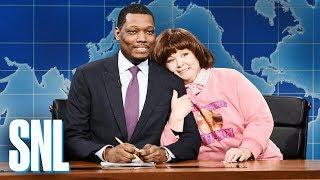 Weekend Update: Michael Che's Stepmom - SNL - Video Youtube