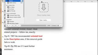 How to Uninstall VLC media player for Mac?