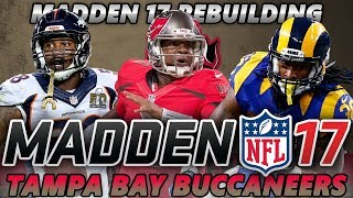 Madden 17 Throwback Rebuild   Undefeated Season!?