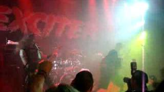 EXCITER @ Sweden Rock Cruise Oct 2009 w/ Chad Walls on drums