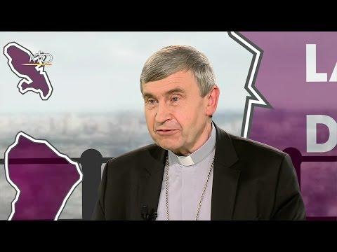 Mgr Pascal Delannoy - Diocèse de Saint-Denis
