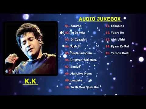 Best of KK Songs 2018 | TOP 15 SONGS | K.K Audio Jukebox