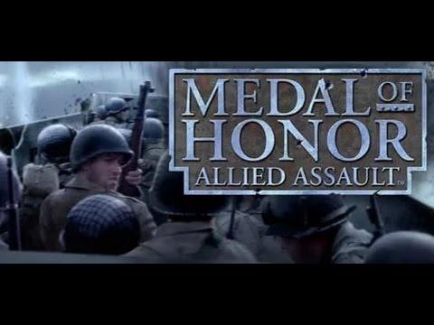 Полное прохождение ((( PC ))) Medal of Honor - Allied Assault (Русская версия)