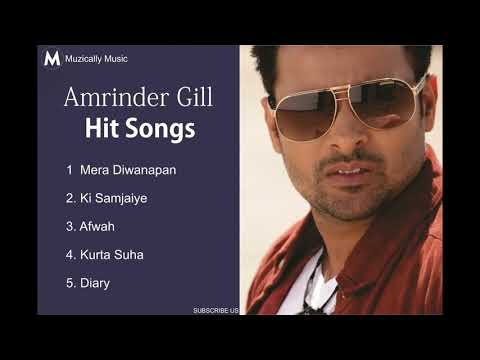 Best of Amrinder Gill | Amrinder Gill Audio Jukebox | Hits of Amrinder Gill