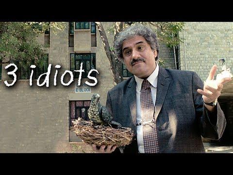 Life is a race (वायरस आया अंडे लेके) - 3 Idiots | Boman Irani, Aamir Khan
