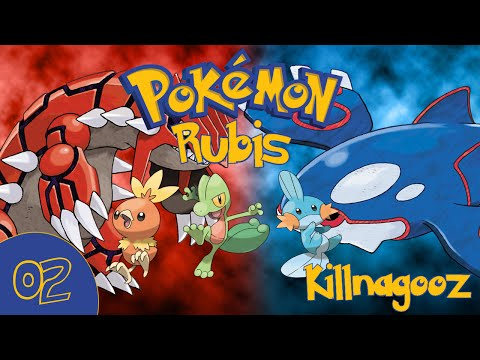 pokemon version rubis rom gba fr