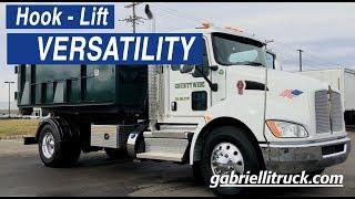 Hook-Lift Trucks(VERSATILITY)