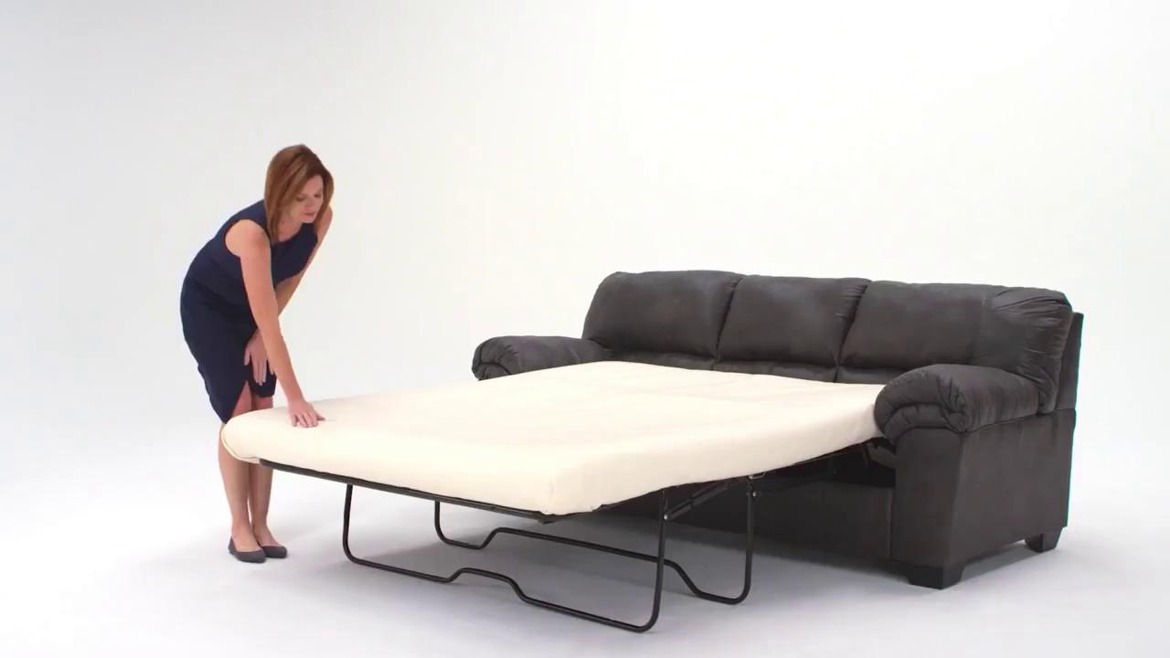 Bladen Slate Full Sofa Sleeper from Ashley (1200136 ...