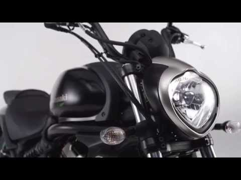 New Kawasaki Vulcan S MY15 - Official Video