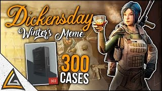 Dirty Bomb   Dickensday Winter's Meme Event & 300 Cases!! + Quiz