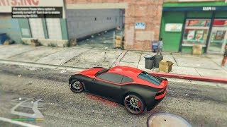 GTA 5 - BEST CAR + POLICE CHASE (Furore GT)