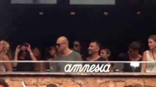 Marco Carola @ Super Closing Set Music On Ibiza 08/08/2014 Amnesia Ibiza