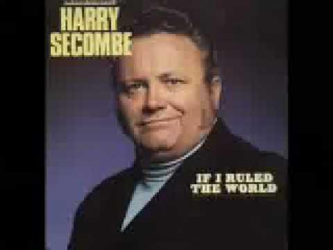 Harry Secombe If I Ruled The World Lyrics - JustSomeLyrics