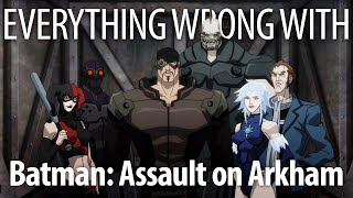 Everything Wrong With Batman: Assault on Arkham in 17 Minutes or Less