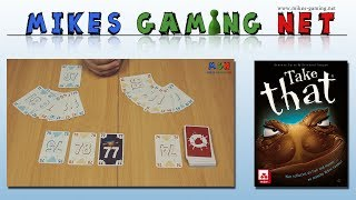 Take That   Verlag: Nürnberger Spielkarten Verlag