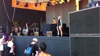 Totally Enormous Extinct Dinosaurs - Stronger - Field Day Sydney 2013 Live