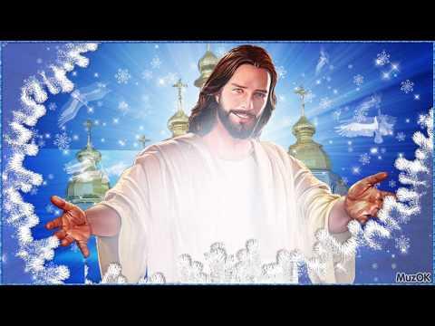 Красивое поздравление с праздником Крещения Господня! Музыкальная видео открытка