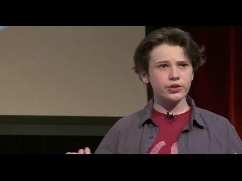 13χρονος με αυτισμό να ξεπερνά τον Αϊνστάιν thumbnail