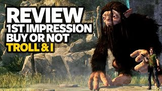 Troll And I Review PS4 - First Impression (Buy Or Not - Performance Analysis)