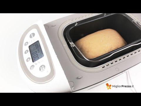 Macchina per il pane Moulinex OW6101 Video Recensione