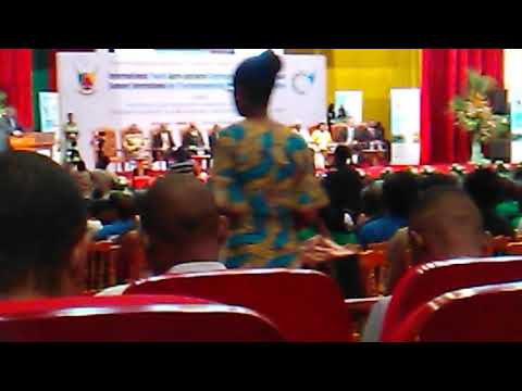 Discours d'ouverture officiel du sommet international de l'entrepreneuriat agro-pastoral des jeunes