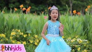 Cô Bé Bán Diêm - Bé Bình Đông | Ca Nhạc Thiếu Nhi