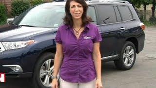 2013 Toyota Highlander: Expert Car Review by Lauren Fix
