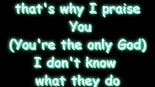 Before I Die [Kirk Franklin] Lyrics On Screen