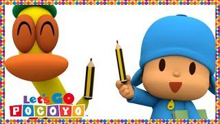 3x47 - Pocoyo va al colegio