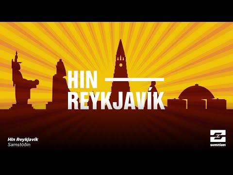 Hin Reykjavík – Matarsóun og gámagrams