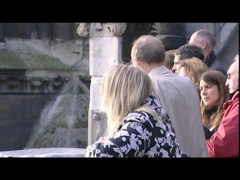 Visite de l'Abbatiale Saint-Ouen - Décou