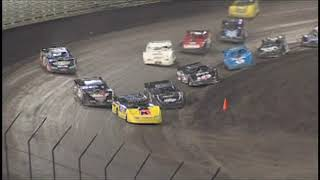 Knoxville Raceway Late  Model Nationals 9-27-14