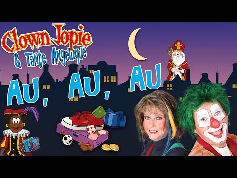 Video van Clown Jopie & Tante Angelique Sinterklaasshow | Clownshow.nl