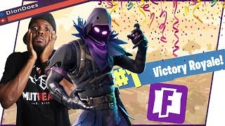 WHEN TRYING TO CELEBRATE A VICTORY GOES WRONG! - Fortnite Season 4 Gameplay