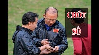 U23 Việt Nam: 9 cầu thủ chắc suất tham dự vòng loại U23 châu Á 2020 | Thể Thao 247