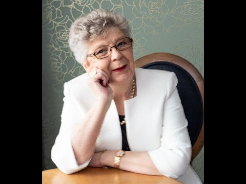 Jun 12th Mavis Pittilla, Grande Dame of Mediumship