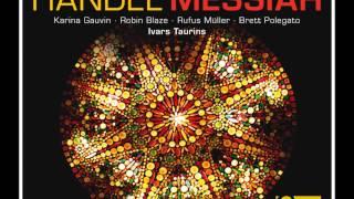 Handel Messiah, Alto Air: Thou art gone up on high