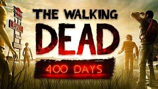 THE WALKING DEAD w/ MY BOYFRIEND!! (400 Days DLC)
