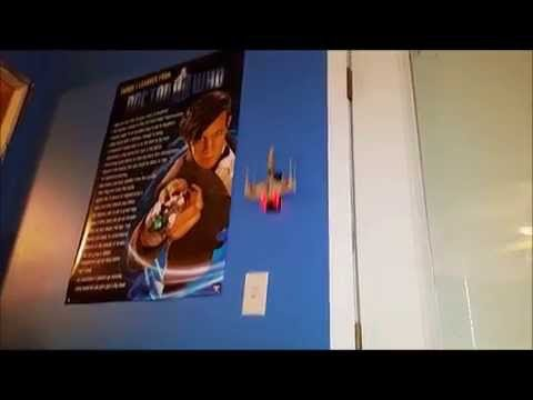 Air Hogs Star Wars Remote Control Zero Gravity X Wing