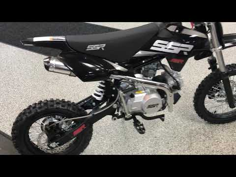 2021 SSR Motorsports SR125 Semi in Coloma, Michigan - Video 1