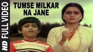 Tumse Milkar Na Jane [Full Song]   Pyar Jhukta Nahin   Mithun Chakraborty, Padmini
