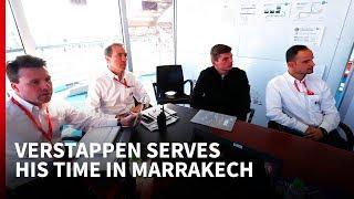 What Verstappen got from his first