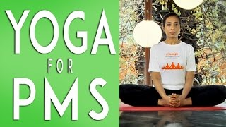 Yoga to deal with PMS