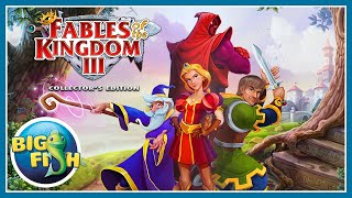 Fables of the Kingdom III Collector's Edition video