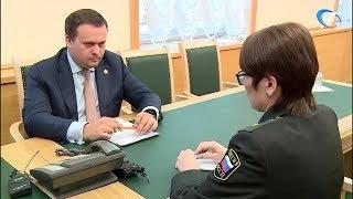 Губернатор Андрей Никитин отметил увеличение эффективности работы службы судебных приставов