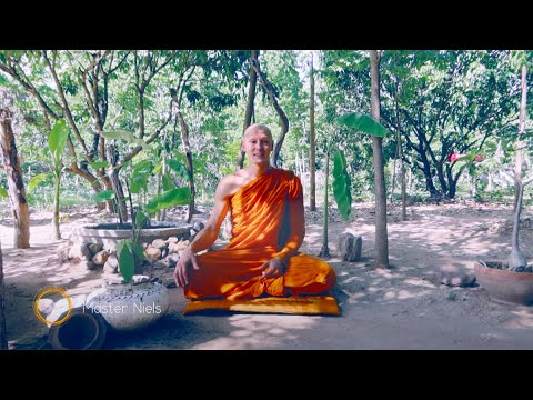 A BUDDHIST monk teaches you the FIRST 3 BREATHING TECHNIQUES of mindfulness