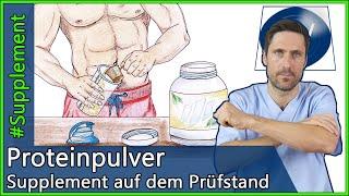 Proteinshakes: Welche Vorteile haben Proteinpulver aus ärztlicher Sicht? Muskelwachstum & Abnehmen?