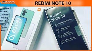 Xiaomi Redmi Note 10 trang bị toàn đồ xịn!